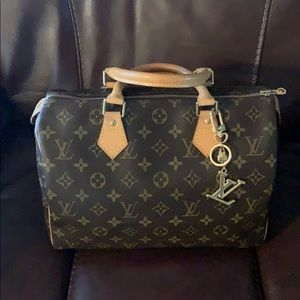 Auth Louis Vuitton speedy 30 from France
